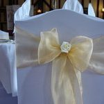 Organza Sash Hire Essex