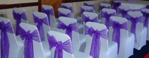 DIY Chair Cover Hire Essex