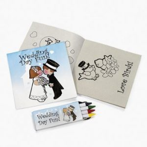 Childrens Wedding Activity Set