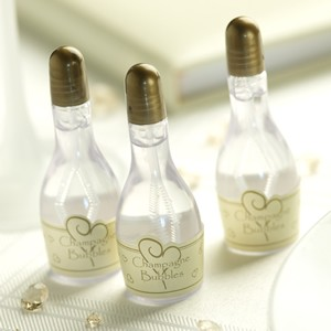 Party Bubbles Gold Ivory