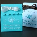 Personalies Wedding Favour Box