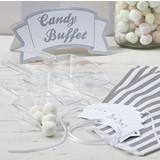 Vintage Lace - Candy Buffet Kit