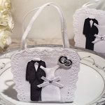 Bride and Groom Bag Favour